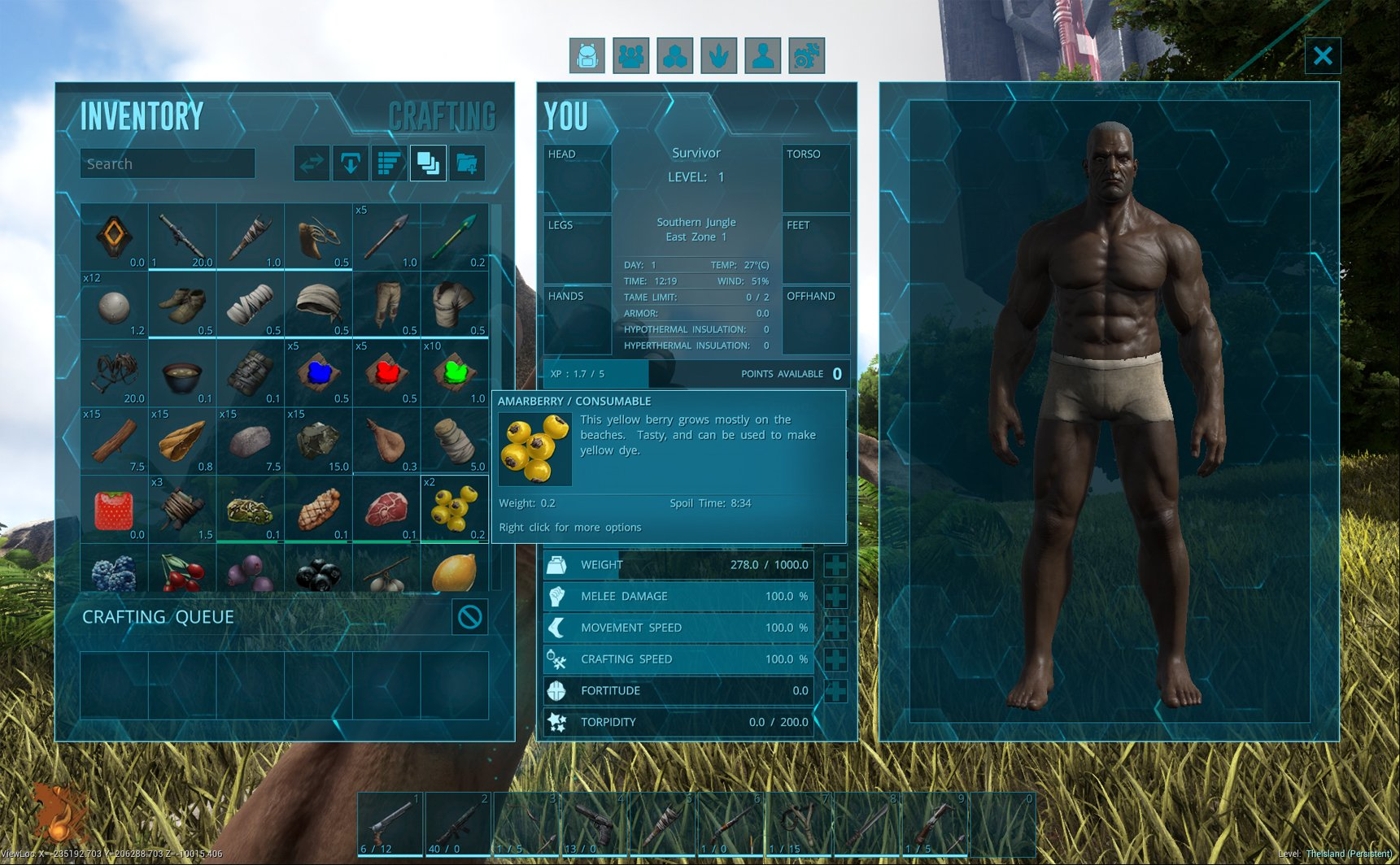 Ark Survival Evolved Xbox One How To Make Good Food