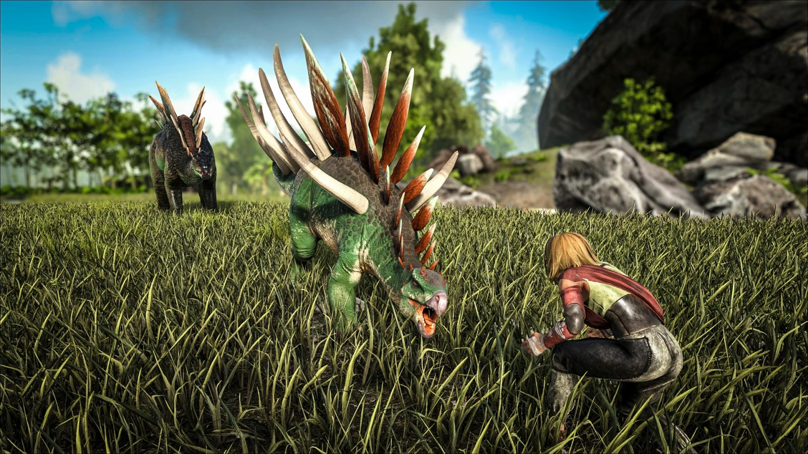Kentrosaurus Screenshot