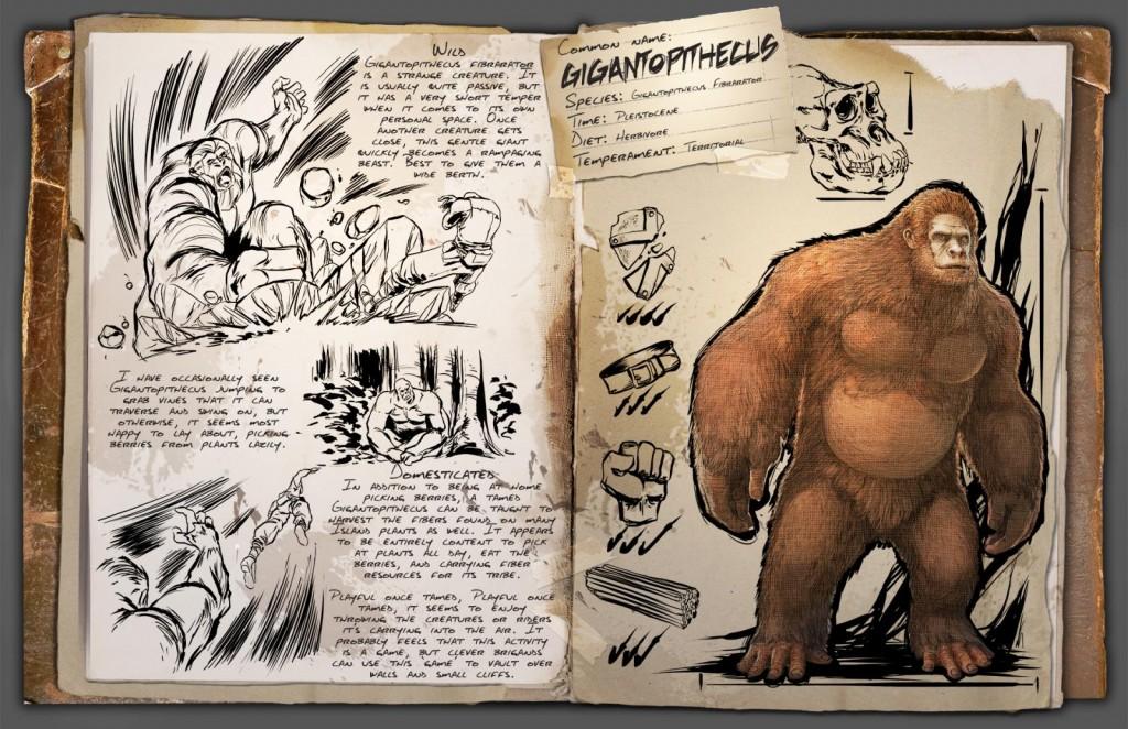 Ark Bigfoot