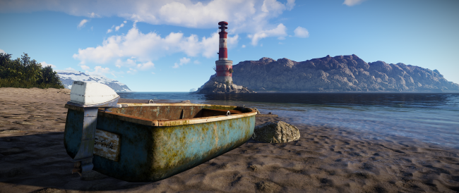 Rust - Boats, Forests, and the Helicopter Event | nitrado net