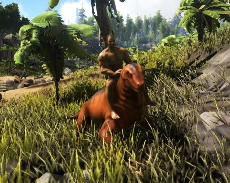ARK: Survival Evolved - Update V279 242 Brings Rideable