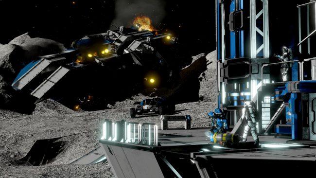 Space Engineers - Public Multiplayer Details | nitrado net