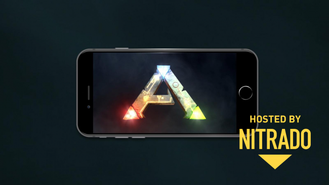 ARK Mobile: Private Servers Now Available! Rent Your Own