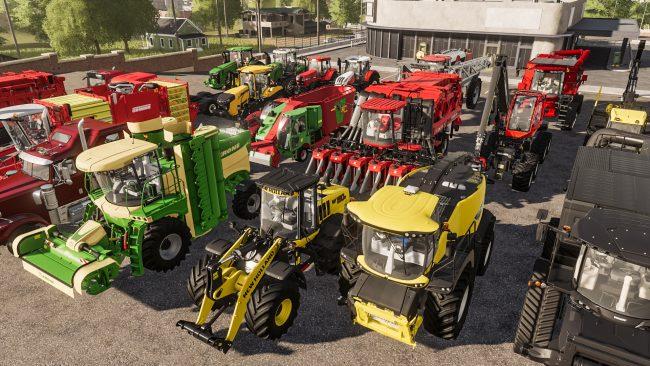 Farming Simulator 19 - Main Features Information   nitrado net