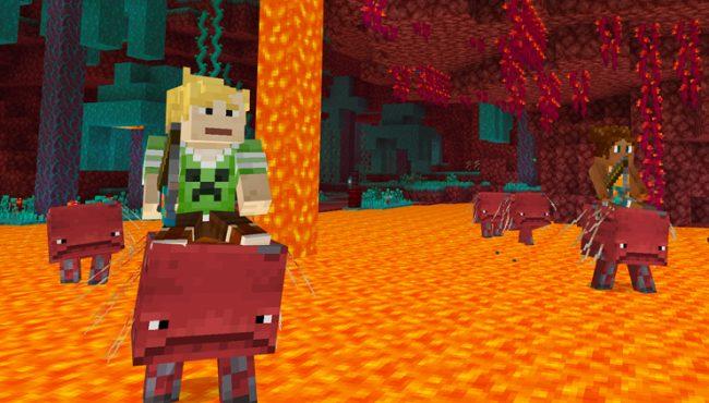 Minecraft 1 16 Nether World Update Nitrado Net