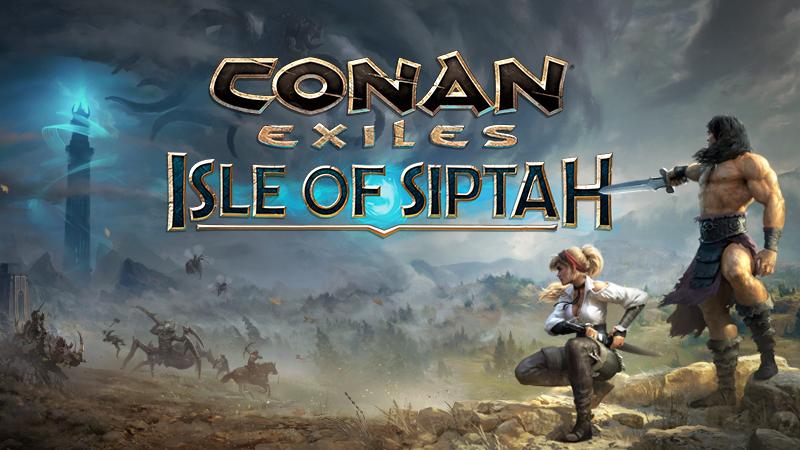 Conan Exiles The Isle Of Siptah Play Today On Your Own Nitrado Server Nitrado Net